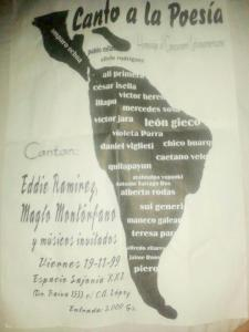 Afiche Espacio Sajonia 01