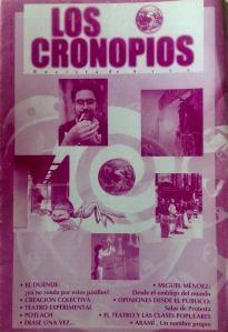 Revista Cronopios
